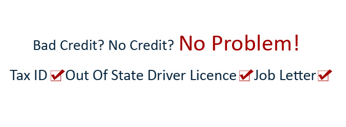 bad credit approval