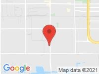 Map of Rush Auto at 101 N. 35th Ave, Phoenix, AZ 85009