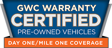GWC Warranty Certified Pre-Owned Vehicles