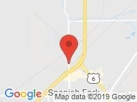 Map of Clegg Auto Sales at 1485 N Main St, Spanish Fork, UT 84660