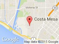 Map of Klasse Auto at 949 Newhall Street, Costa Mesa, CA 92627