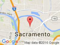 Map of Speciality Motorsports at 721 N B Street, Sacramento, CA 95811