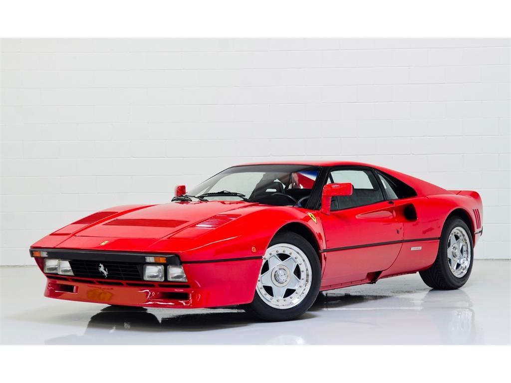 ferrari 288 gto premium exotic cars used ferrari 288 gto. Black Bedroom Furniture Sets. Home Design Ideas