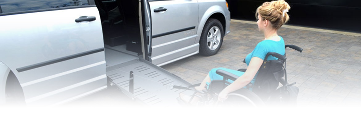Powerpull for Wheelchair Accessible vans