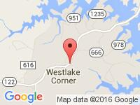 Map of Springlake Auto Inc at 13720 Booker T Washington HWY, Moneta, VA 24121