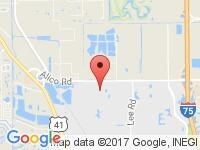 Map of Naples Auto Collection at 17121 Cam Ct. #6-7, Fort Myers, FL 33967