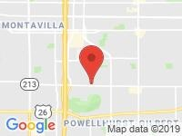 Map of Konkin Auto Group at 13609 NE Prescott Ct # B, Portland, OR 97230