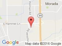 Map of DLP Financial at 3646 East Telstar Place, Stockton, CA 95212