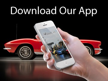 Download the Motorcars App