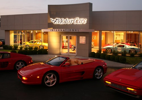 Exotic Car Dealership - Motorcars International