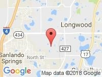 Map of Quality Cars USA,LLC at 976 Florida Central Parkway Suite # 124, Longwood, FL 32750