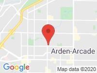 Map of Lending Group Auto at 3501 Fulton Ave., Sacramento, CA 95821