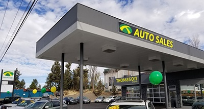 Thomason Auto Sales Used Car Dealership Oregon