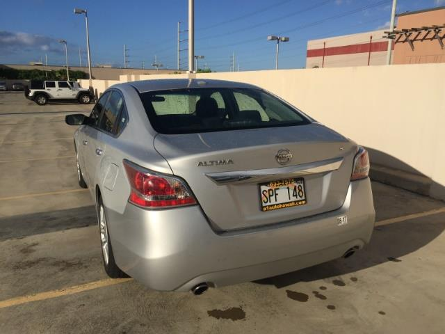 2015 Nissan Altima 2.5 - Photo 10 - Honolulu, HI 96818