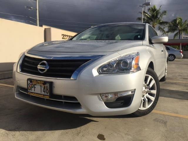 2015 Nissan Altima 2.5 - Photo 1 - Honolulu, HI 96818