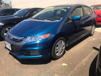 2014 Honda Insight LX Hybrid; HatchBack; Low Miles - Photo 1 - Honolulu, HI 96818