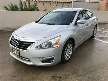 2015 Nissan Altima 2.5 S - Photo 1 - Honolulu, HI 96818