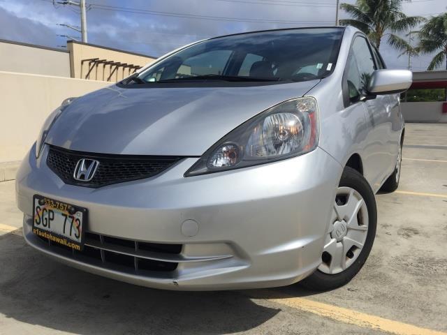The 2013 Honda Fit photos