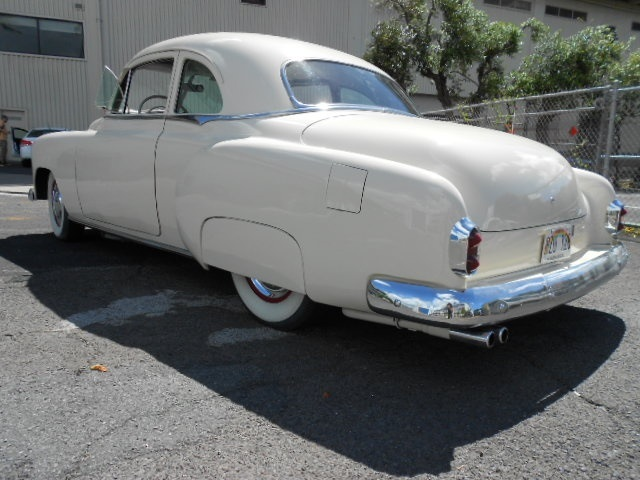 1951 Chevrolet Coupe - Photo 13 - Honolulu, HI 96818