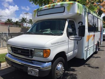 2007 FORD E450 BUS - Photo 2 - Honolulu, HI 96818