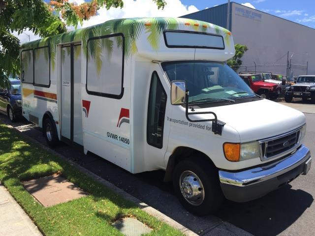 2007 FORD E450 BUS - Photo 6 - Honolulu, HI 96818