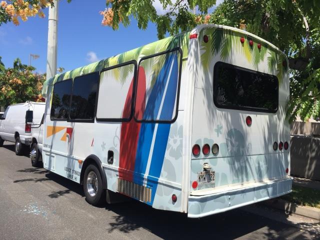 2007 FORD E450 BUS - Photo 5 - Honolulu, HI 96818