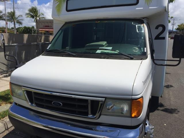 2007 FORD E450 BUS - Photo 3 - Honolulu, HI 96818