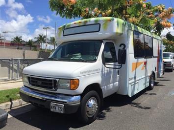 2007 FORD E450 BUS - Photo 1 - Honolulu, HI 96818