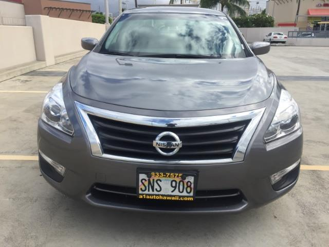 2015 Nissan Altima 2.5 - Photo 4 - Honolulu, HI 96818