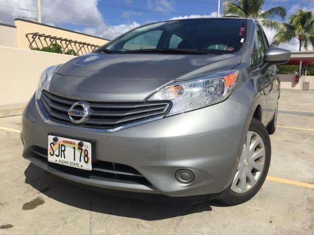 2015 Nissan Versa Note SV - Photo 1 - Honolulu, HI 96818