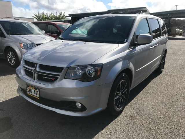 2016 dodge grand caravan r t for sale in honolulu hi stock 213255. Black Bedroom Furniture Sets. Home Design Ideas