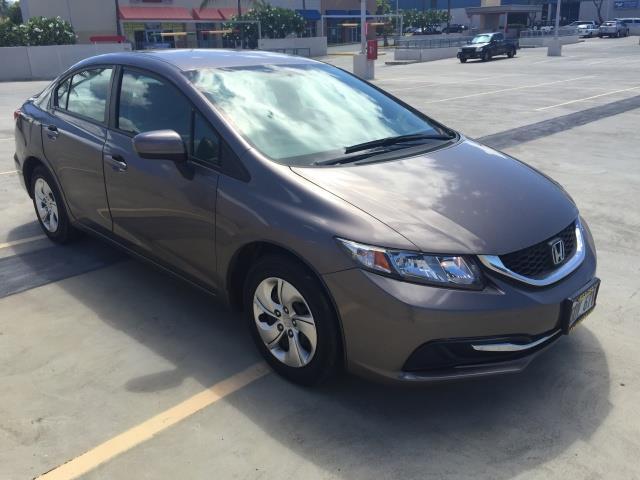 2014 Honda Civic LX - Photo 9 - Honolulu, HI 96818