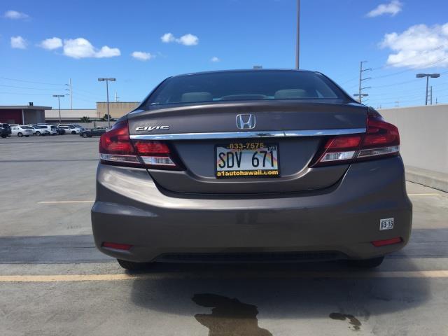 2014 Honda Civic LX - Photo 15 - Honolulu, HI 96818