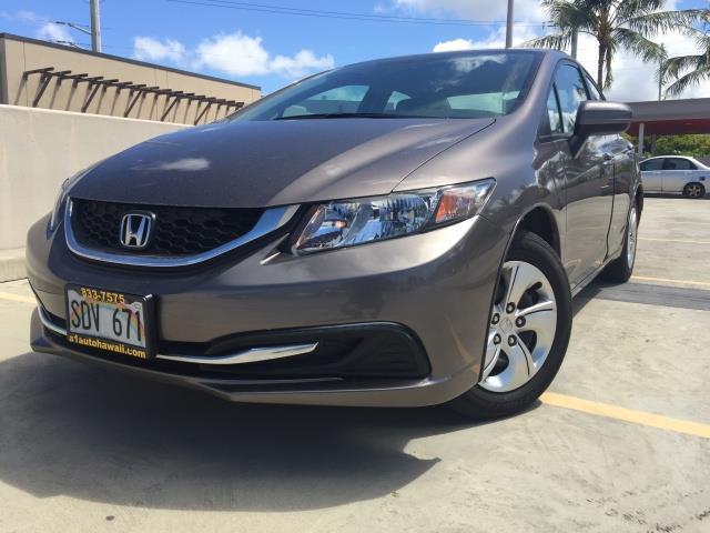 2014 Honda Civic LX - Photo 1 - Honolulu, HI 96818
