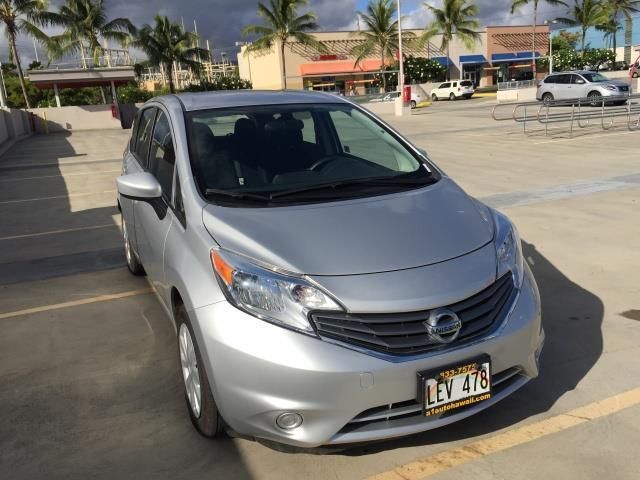 2015 Nissan Versa Note S photo