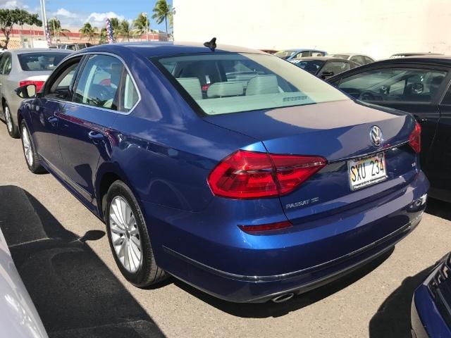 2016 Volkswagen Passat 1.8T SE PZEV - Photo 2 - Honolulu, HI 96818