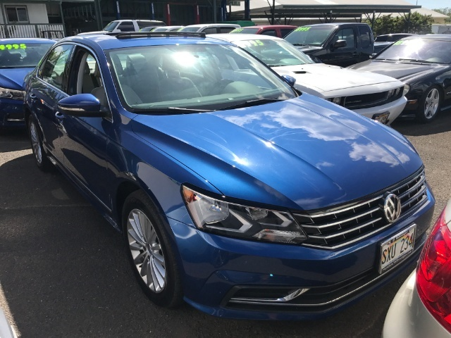 2016 Volkswagen Passat 1.8T SE PZEV - Photo 4 - Honolulu, HI 96818