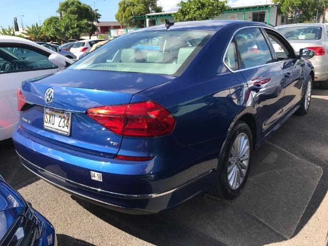 2016 Volkswagen Passat 1.8T SE PZEV - Photo 3 - Honolulu, HI 96818
