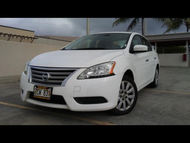 2015 Nissan Sentra S - Photo 1 - Honolulu, HI 96818