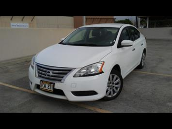 2015 Nissan Sentra S - Photo 2 - Honolulu, HI 96818