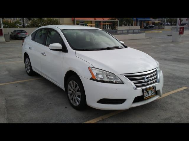 2015 Nissan Sentra S - Photo 5 - Honolulu, HI 96818