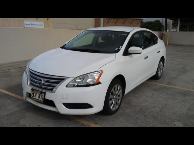 2015 Nissan Sentra S - Photo 3 - Honolulu, HI 96818