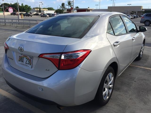2015 Toyota Corolla L - Photo 8 - Honolulu, HI 96818
