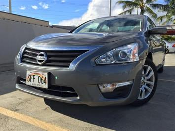 2014 Nissan Altima 2.5 S - Photo 1 - Honolulu, HI 96818