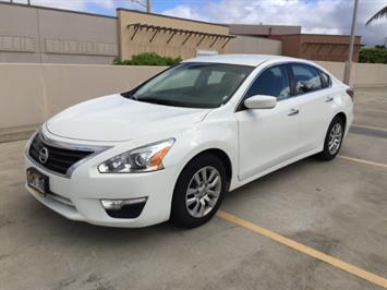 2015 Nissan Altima 2.5 - Photo 3 - Honolulu, HI 96818