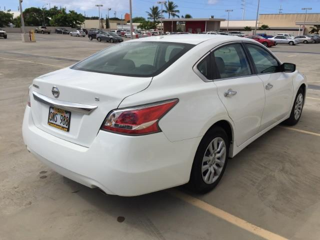 2015 Nissan Altima 2.5 - Photo 11 - Honolulu, HI 96818