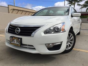 2015 Nissan Altima 2.5 - Photo 1 - Honolulu, HI 96818