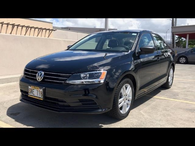 2015 Volkswagen Jetta LowMiles 5spd Manual; A Unique Hard to Find Model! - Photo 1 - Honolulu, HI 96818