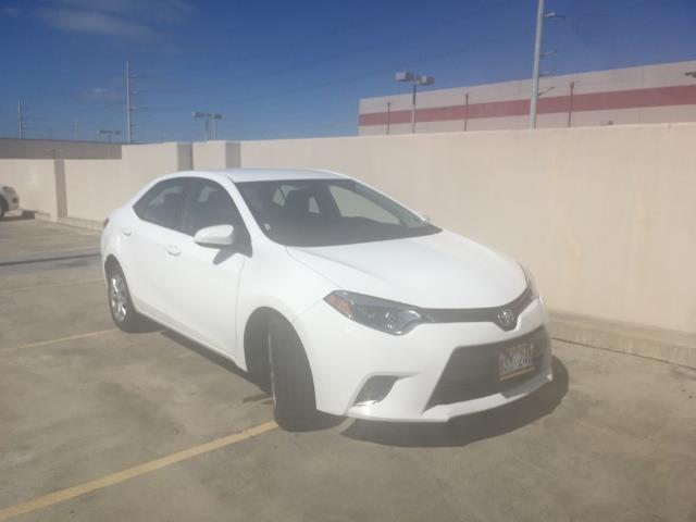 2016 Toyota Corolla LE photo