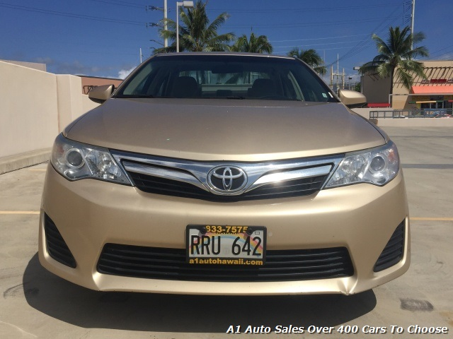 2012 Toyota Camry L photo
